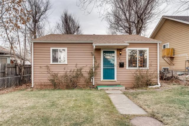126 Osceola Street, Denver, CO 80219 (#5152759) :: James Crocker Team