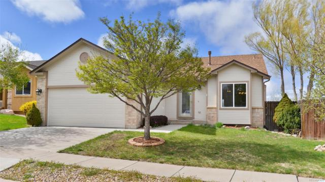 4890 Dry Stone Drive, Colorado Springs, CO 80923 (#5152770) :: The Pete Cook Home Group
