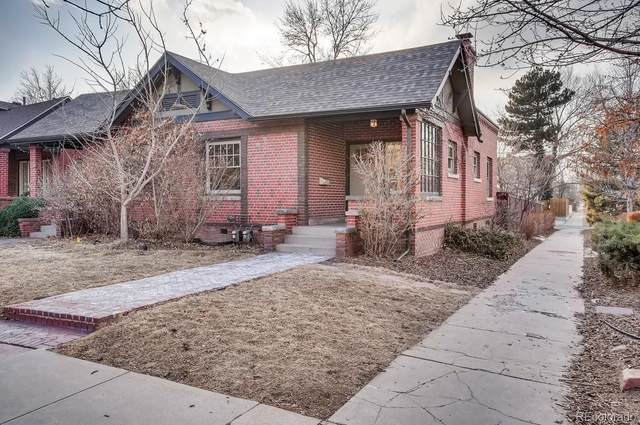 479 Washington Street, Denver, CO 80203 (#5152982) :: The HomeSmiths Team - Keller Williams