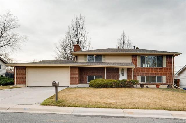 7451 Teller Street, Arvada, CO 80003 (#5153077) :: The Peak Properties Group