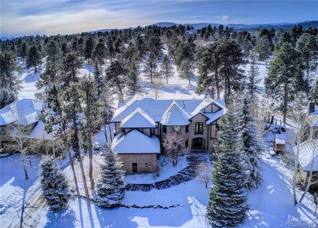 31231 Island Drive, Evergreen, CO 80439 (#5153333) :: The Gilbert Group
