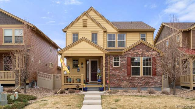 21815 E Tallkid Avenue, Parker, CO 80138 (#5153462) :: Finch & Gable Real Estate Co.