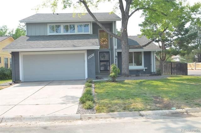10497 E Weaver Circle, Englewood, CO 80111 (MLS #5153550) :: Keller Williams Realty