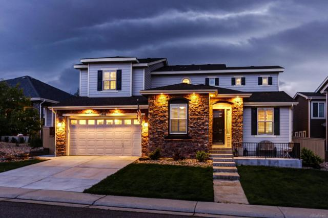 10946 Glengate Circle, Highlands Ranch, CO 80130 (#5153863) :: The Peak Properties Group