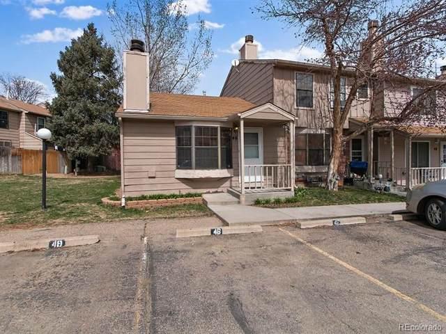 8168 Washington Street #46, Denver, CO 80229 (#5153877) :: The Gilbert Group