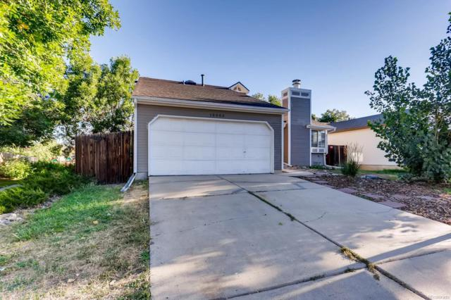 19865 E Wagontrail Drive, Centennial, CO 80015 (#5154002) :: The Peak Properties Group