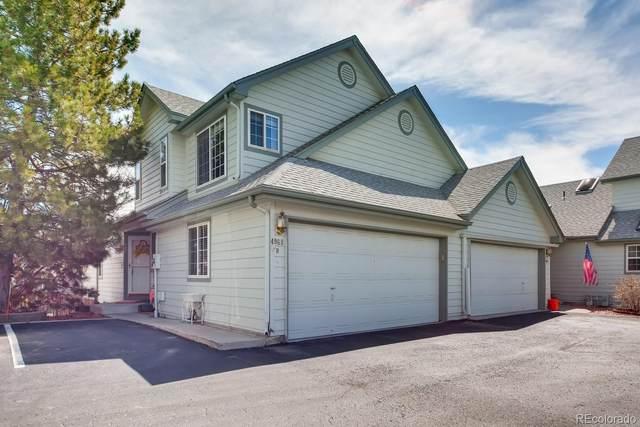 4968 S Nelson Street D, Littleton, CO 80127 (MLS #5154401) :: 8z Real Estate