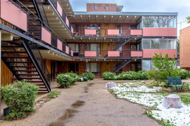 836 Dexter Street #204, Denver, CO 80220 (#5154411) :: Mile High Luxury Real Estate