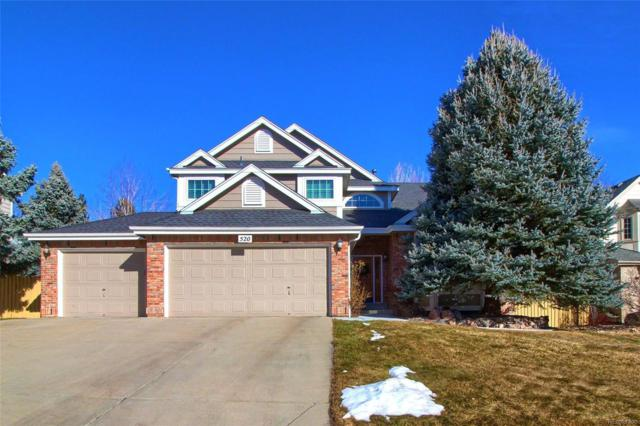 520 Campo Way, Superior, CO 80027 (#5154433) :: House Hunters Colorado