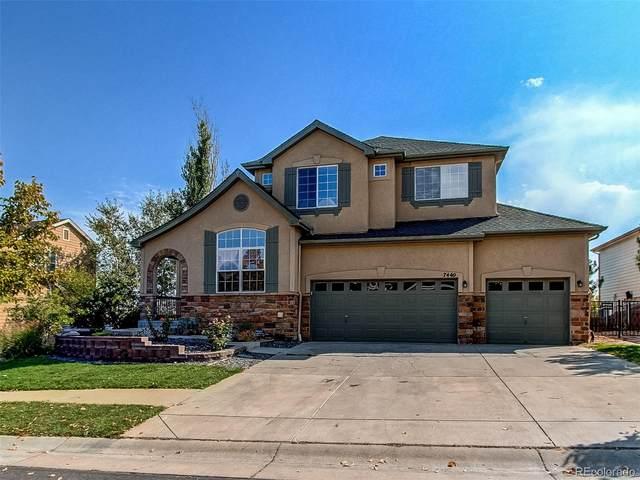 7440 S Lee Way, Littleton, CO 80127 (MLS #5154519) :: 8z Real Estate