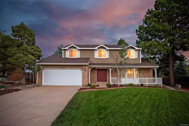 5368 S Sedalia Court, Centennial, CO 80015 (MLS #5155744) :: 8z Real Estate