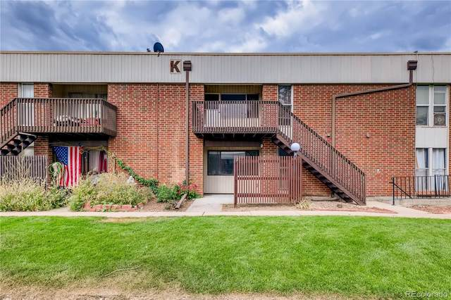 3663 S Sheridan Boulevard #10, Denver, CO 80235 (MLS #5155891) :: Stephanie Kolesar