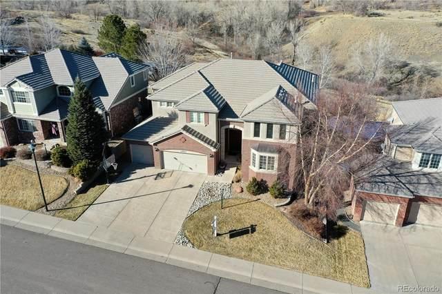 11911 W Auburn Avenue, Lakewood, CO 80228 (#5156179) :: Compass Colorado Realty