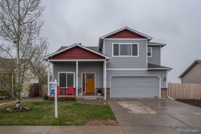311 Coal Ridge Drive, Frederick, CO 80530 (#5156488) :: The Pete Cook Home Group