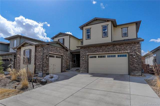 7895 S Grand Baker Street, Aurora, CO 80016 (#5156608) :: HomeSmart