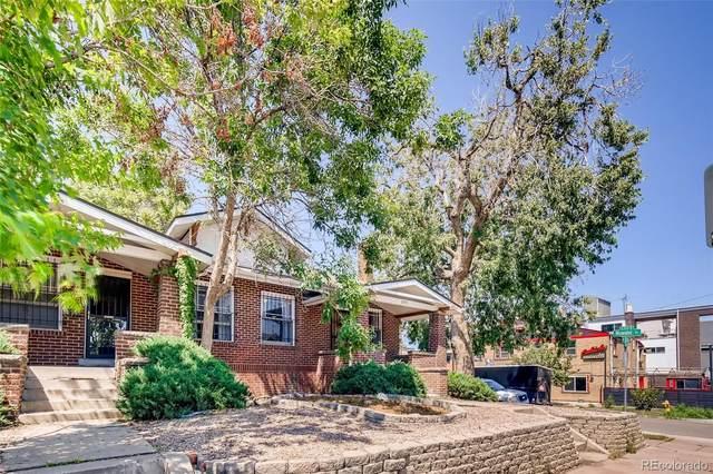 2303 W 32nd Avenue, Denver, CO 80211 (MLS #5156694) :: 8z Real Estate