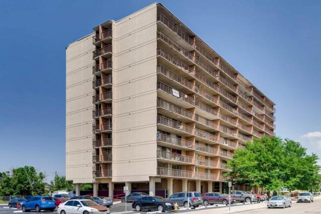 2225 Buchtel Boulevard #1101, Denver, CO 80210 (#5157078) :: Sellstate Realty Pros