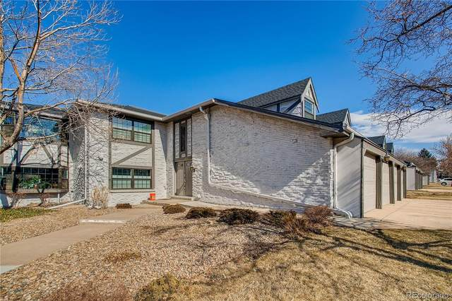 5741 E Ithaca Place #2, Denver, CO 80237 (MLS #5157145) :: Wheelhouse Realty
