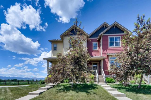1549 Cottonwood Avenue, Lafayette, CO 80026 (#5157222) :: Mile High Luxury Real Estate