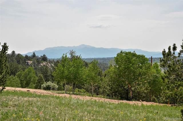 743 Castle Mountain Drive, Florissant, CO 80816 (#5158622) :: The DeGrood Team