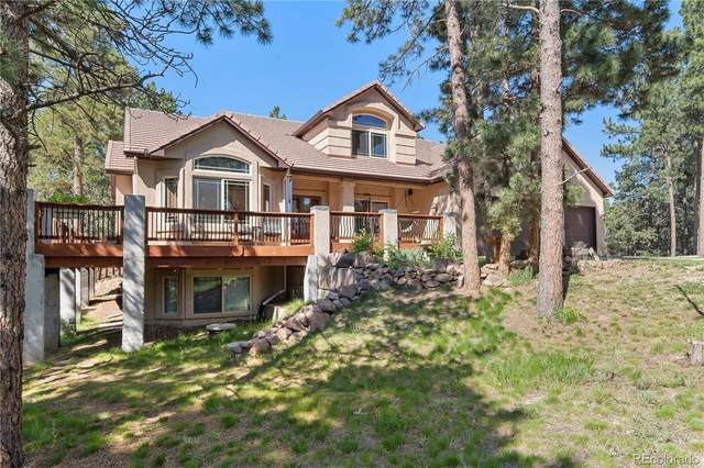 2480 Reveille Drive, Colorado Springs, CO 80921 (#5158698) :: Mile High Luxury Real Estate