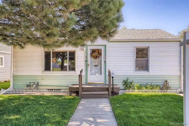 165 N 6th Avenue, Brighton, CO 80601 (#5158906) :: iHomes Colorado