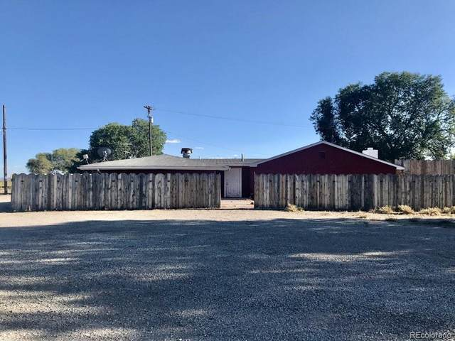 12536 E Us Highway 160, Alamosa, CO 81101 (MLS #5158996) :: 8z Real Estate