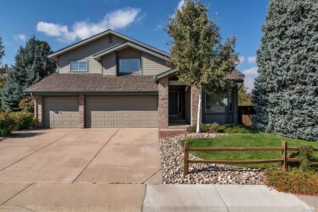 8811 Eagles Nest Lane, Highlands Ranch, CO 80126 (#5159137) :: The HomeSmiths Team - Keller Williams