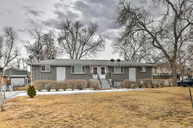 10680 W 38th Place, Wheat Ridge, CO 80033 (#5159277) :: The Peak Properties Group