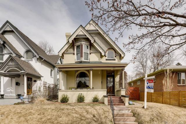570 S Grant Street, Denver, CO 80209 (#5159332) :: The Pete Cook Home Group