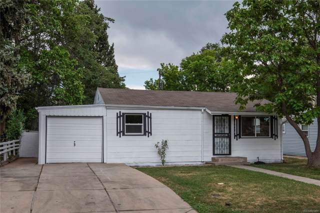 1174 S Knox Court, Denver, CO 80219 (#5159459) :: The Heyl Group at Keller Williams