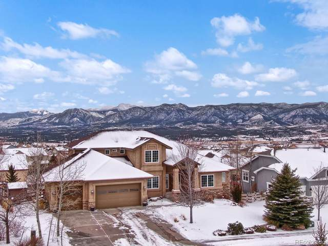 207 Green Rock Place, Monument, CO 80132 (#5159811) :: The DeGrood Team