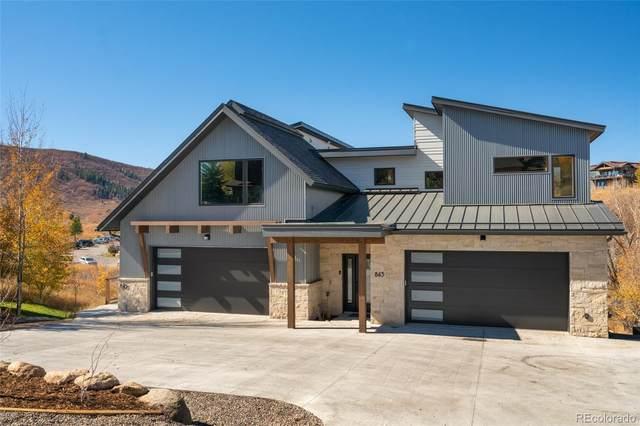 845 Mill Run Court, Steamboat Springs, CO 80487 (#5160008) :: Peak Properties Group