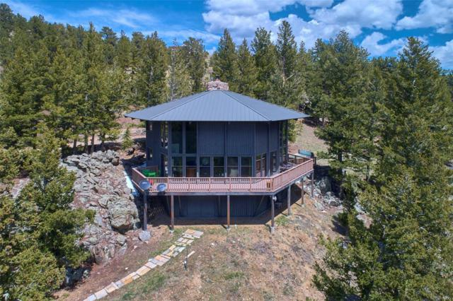 918 Ridge Road, Nederland, CO 80466 (#5160064) :: The DeGrood Team