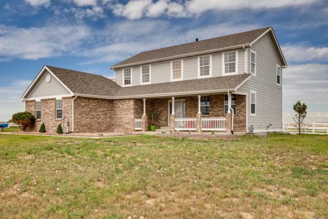 55377 E 41st Avenue, Strasburg, CO 80136 (MLS #5160341) :: 8z Real Estate