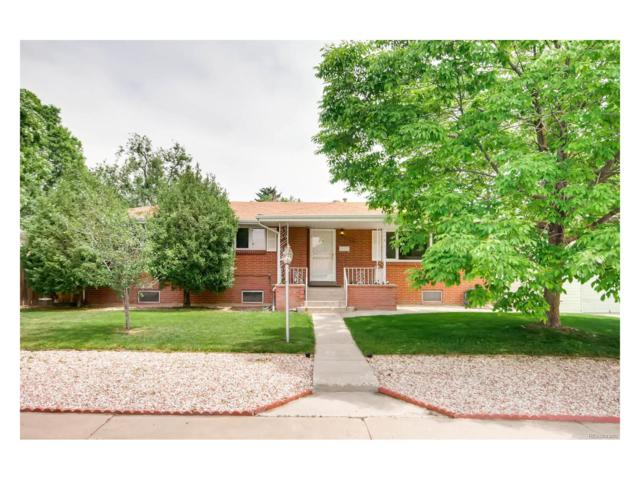 1710 Vance Street, Lakewood, CO 80214 (MLS #5160354) :: 8z Real Estate