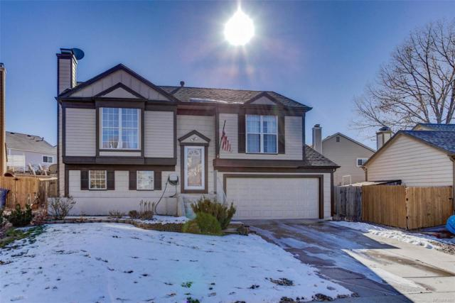 19810 E Brown Place, Aurora, CO 80013 (#5160604) :: The Heyl Group at Keller Williams