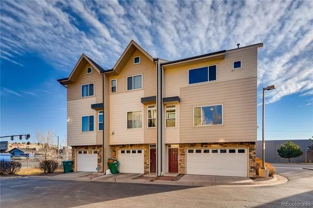 8751 Pearl Street A3, Thornton, CO 80229 (MLS #5160640) :: 8z Real Estate