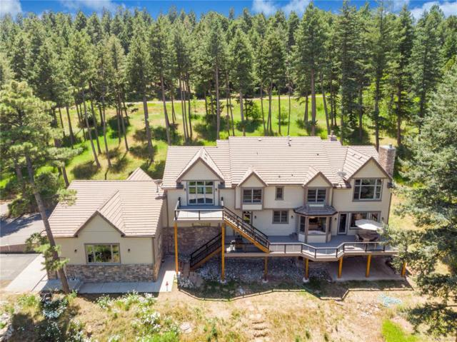 15 W Ranch Road, Morrison, CO 80465 (#5160653) :: The City and Mountains Group