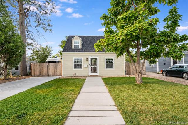 1816 W Stoll Place, Denver, CO 80221 (MLS #5160705) :: Bliss Realty Group
