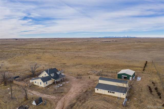 10320 Oil Well Road, Calhan, CO 80808 (#5160727) :: Compass Colorado Realty