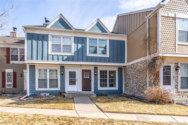 1316 S Idalia Street, Aurora, CO 80017 (MLS #5160912) :: 8z Real Estate
