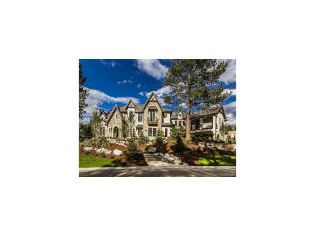 2198 Avenida Del Sol, Castle Rock, CO 80104 (#5161155) :: Hometrackr Denver
