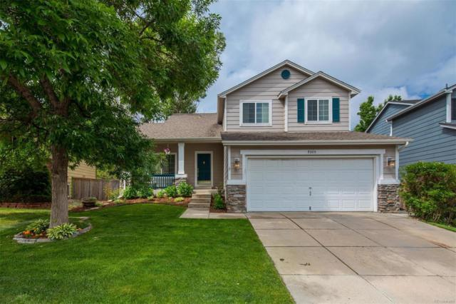 9305 Roadrunner Street, Highlands Ranch, CO 80129 (#5161275) :: The Dixon Group