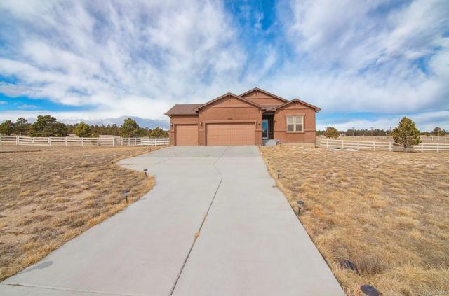 12004 Broken Antler Court, Peyton, CO 80831 (#5161390) :: Compass Colorado Realty