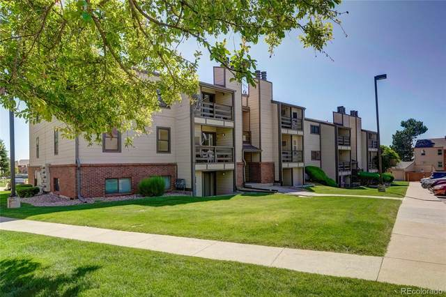 499 Wright Street #307, Lakewood, CO 80228 (#5161404) :: The HomeSmiths Team - Keller Williams