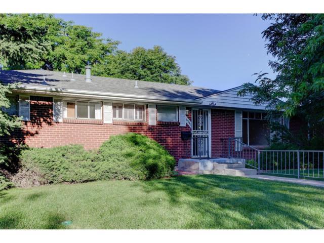 6841 S Albion Street, Centennial, CO 80121 (#5161964) :: Colorado Team Real Estate