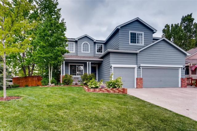 9337 Wolfe Street, Highlands Ranch, CO 80129 (MLS #5162382) :: 8z Real Estate