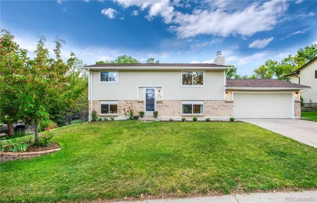 270 Jupiter Drive, Littleton, CO 80124 (#5162390) :: Colorado Home Finder Realty