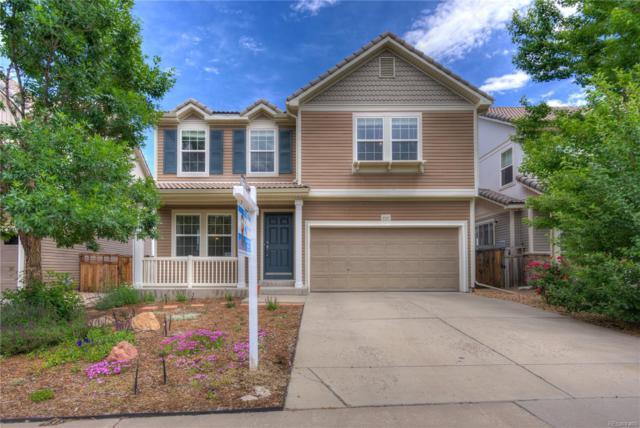 3727 Dinosaur Street, Castle Rock, CO 80109 (MLS #5162492) :: 8z Real Estate